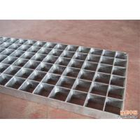 Quality Pressure Locked Metal Galvanised Grating Silver Electroforged Flat Bar wholesale