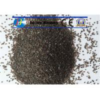 Buy cheap Grit Brown Sand Blast Media High Cycle Index Aluminum Oxide 9.0 Mohs Hardness from wholesalers