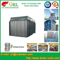 Quality Gas Air Preheater CFB Boiler APH In Power Plant Heat Preservation wholesale