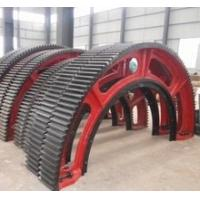 Quality Big Spur Gear Price Larget Reduction Spur Gear Customized Big Size Forging Alloy Steel Herrigbone Gear wholesale