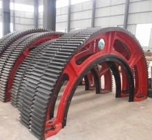 Hot selling metal big spur gear standard Hot Sale Hydraulic Winch Herringbone Gear made in China