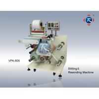 Buy cheap 1000W Slitter Rewinder Machine for films and labels slitting and rewinding from wholesalers