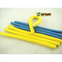 China rubber foam hair roller on sale