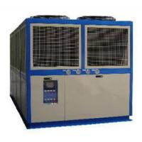 Quality 100kw Air Cooled Screw Chiller With Bitzer Compressor For Injection Molding wholesale