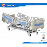 Foldable Full Electric Bariatric Bed with 5 function , ABS automatic hospital bed equipment