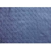 Quality Professional Blue Ramie Material Jacquard Upholstery Fabric wholesale
