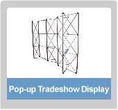China Pop-up Tradeshow Display on sale