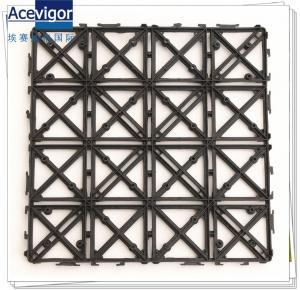 Quality PB-01 Protective plastic raised tile flooring wholesale