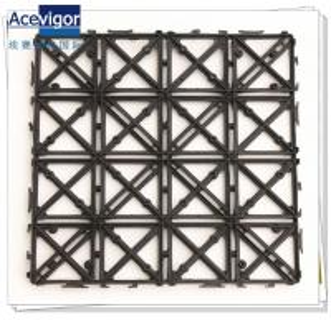 Quality PB-01 Plastic tile base, garden tile plastic base, floor tile base wholesale