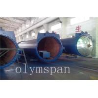 Quality Food Rubber AAC Autoclave Pressure Vessel For Chemical / Textile / Wood wholesale