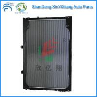 China 81061016421,81061016439 man tga engine cooling radiator for truck on sale