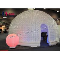 Quality Double Pvc Strong Warm Inflatable Event Tent For Trade Show Business wholesale