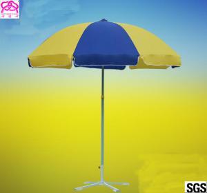 Quality Custom Advertising Outdoor Parasol Umbrella Arc Diameter 240CM wholesale