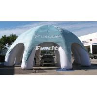 China Dome Blow Up Advertising Inflatable Air Tent With Canopy SGS Certificate on sale