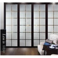 Cheap Modern Interior Decorative Glass Doors Translucent Glass Door Panels For Curtain Walls