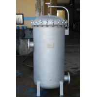 Quality Industrial Large Flow 5um - 100um Micro Water Filter Stainless Steel 316L 304 wholesale