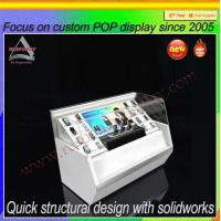 China Hot sale acrylic mobile phone display showcase, display showcase for cell phone on sale