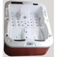 China 240kg Outdoor Spa Tub 2 Person For Spa Bathtub / Air Jet Massage on sale