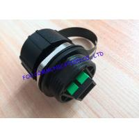 Quality ODVA Socket IP67 Waterproof SC / APC Cable Fiber Optic FTTA Use UV Resistent wholesale