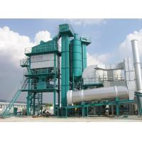 Quality Stationary Asphalt Mixing Plant 45 Seconds Mixing Cycle Batch Type With Schneider Electric Parts wholesale
