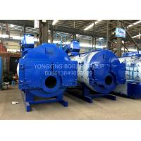 Quality 2800kW  Gas Fired Hot Water Boiler Oil And Gas Boiler Good Insulation wholesale