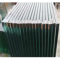 China High Safety Laminated Glass Sheets With PVB Interlayer Customized Thickness on sale