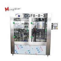 Quality 500Ml Pet Plastic Bottle Filler Machine High Performance Turnkey Project wholesale