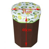 Cheap Durable folding storage box bag / stool multi - function chair for promotion for sale