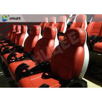 Quality Burning Blood Exciting Motion Mobile 5D Cinema With Luxurious Armrest Seats Two Years Warranty wholesale