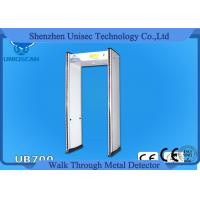 Buy cheap 24 Zone Walk Through Door Frame Metal Detector Gate For Winter Olympic from wholesalers