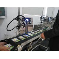 Buy cheap Four Lines Food Industrial used Continuous Inkjet Printers For Batch Number Date Printing product