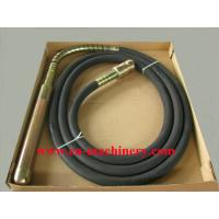 Buy cheap Inserting Vibrator Shaft Concrete Needle concrete vibrator flexible shaft concrete vibrator from wholesalers