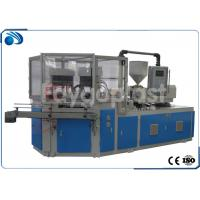 IBM Injection Blow Molding Machine For 3ml-2000ml PP PS PE SAN Bottle High Efficiency
