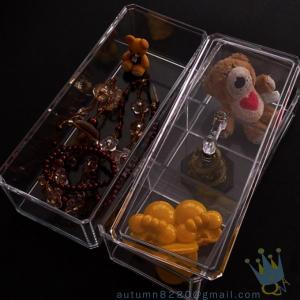 Quality acrylic perfume organizer wholesale