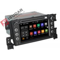 Quality Split Screen Mode Android Car DVD Player For Suzuki Grand Vitara 1080p Video Player Support wholesale