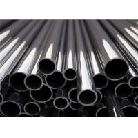 Quality Round Stainless Steel Tubing 201 304 316L 321 Grade Heat - Resistant wholesale