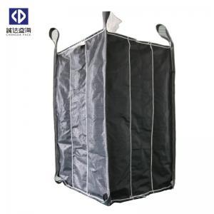 Quality Security FIBC Bulk Bags 500KG 1000KG 1200KG For Carbon Black Additives wholesale