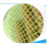 Quality Non Slip PVC Coated Mesh 270g  30% Polyester For Beach Chair Outdoor Safety wholesale