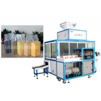 China High Speed Wheat Vacuum Pouch Packing Machine 800 Bag One Hour on sale