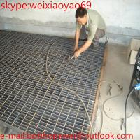 China galvanized steel bar grating/galvanised steel mesh flooring/metal grate home depot/metal grill grates on sale