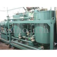 China GER used engine oil purifier system on sale