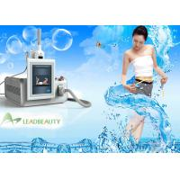 Quality Easy to use cryolipolysis slimming machine one Cryo Handle cryolipolysis machine with teaching video wholesale