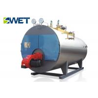 China Gas Fire Low Pressure Steam Boiler, Efficient 4T/H Industrial Steam Boiler on sale