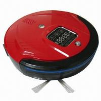 China Hot selling Robot Vacuum Cleaner Floor Mopping with Remote Control and Rechargeable Station on sale