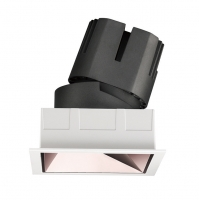 Quality Water Resistant Square 40W 3600lm Residential LED Lighting wholesale