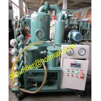 Quality ZYD Double Stage Vacuum Transformer Oil Filtering Machine, Power Transformer Oil Purifier Plant, filtration and purify wholesale