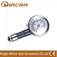Quality Portable Tire Inflator Digital Tire Pressure Gauge , Mini precision tire pressure gauge wholesale