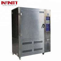 Quality 500L UV Test Chamber Aging Lamps For Temperature Shining Strength Humidity wholesale