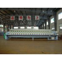 Quality Commercial 20 Heads Flat Embroidery Machine Support 12 Languages wholesale