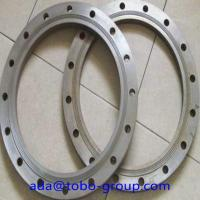 "Quality ASME UNS S32760 8"" Forged Steel Flanges / Socket Weld Flange For Connection wholesale"